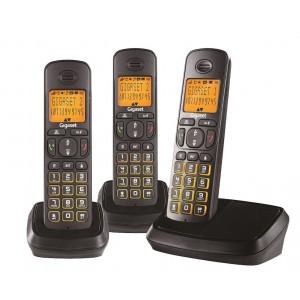 Gigaset Cordless Phone, A500TRIO