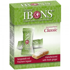 Ibons ginger Candies -Classic 60g