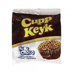 Cupp Keyk Keyk Nutty Choco 340Gm