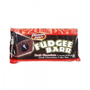 Fudgee Barr Dark Chocolate Cake