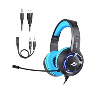 Stealth Premium Gaming Headphone 7.1 BLue