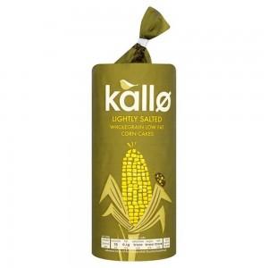 Kallo Corn Cakes 130gm