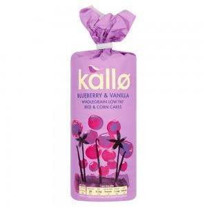 Kallo Blueberry & Vanila Jum 131gm