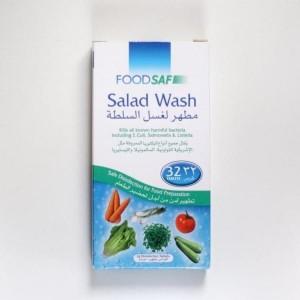 Foodsaf Salad Wash 32 Tabs