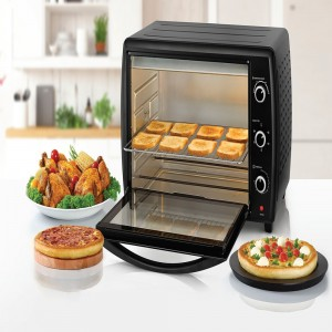 66Lt TOASTER OVEN W/ DBL GLASS