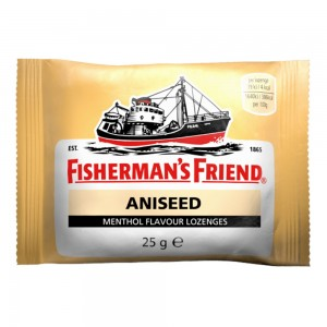 Fisherman'S Friend Aniseed Flavour Lozenges  25g