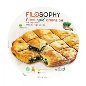 Filosophy Greek Wild Greens Pie 850g
