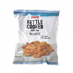 Kettle Cooked Chips Salt 45Gm