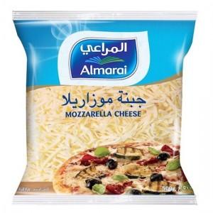 Almarai Mozzarella Shredded 500 grams