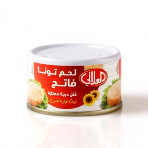 Al Alali Skipjack Tuna In Sunflower Oil, 85 g