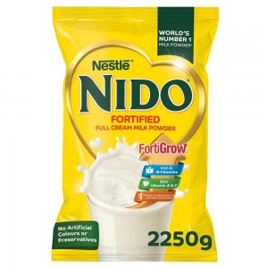 Nestle Nido Fortified Milk Powder, 2.25kg Pouch