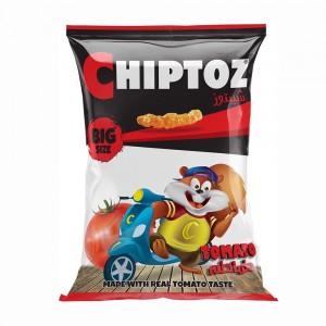Chiptoz Corn Puffs Tomato 27g