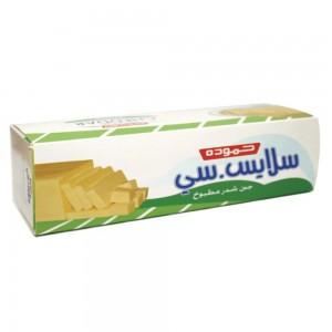 Hammoudeh Chedar Prcsd Chese Slice 200gm