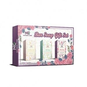 Natural Care Bar Soap Gift Set 3X100gm