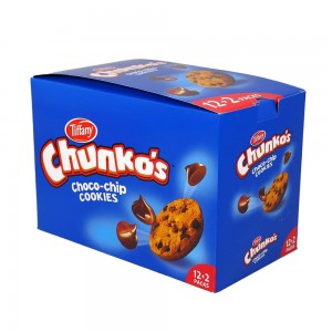 Tiffany Chunkos Choco Chip Cookies
