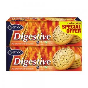 Glenda Digestive Biscuits - 2x380gm
