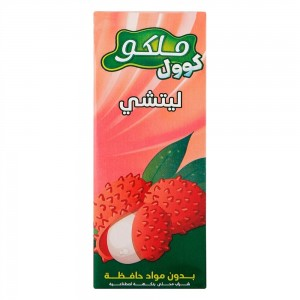 Melco Litchi Flavored Drink - 250 ml