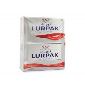 Lurpak Unsalted Butter Blocks 1kg Value Pack 2x500g