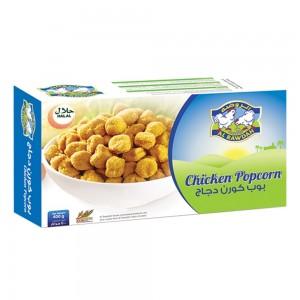 Al Rawdah Chicken Popcorn - 400 g