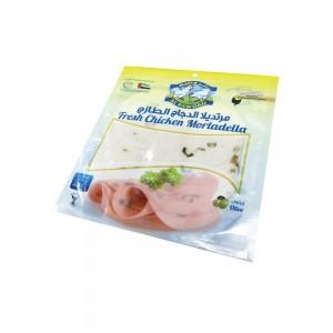 Al Rawdah Fresh Chicken Mortadella With Olive - 200 g
