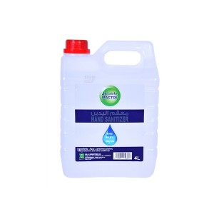 Mactol Hand Sanitizer- 4Ltr