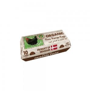 Organic Larder Organic Free Range Eggs 10's