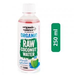 Organic Raw Coconut Water - 250 ml