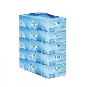 Al Ain Soft Facial Tissues - 50 Sheets x 2 ply