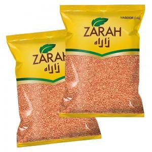 Zarah Masoor Dal - 2 x 1 Kg