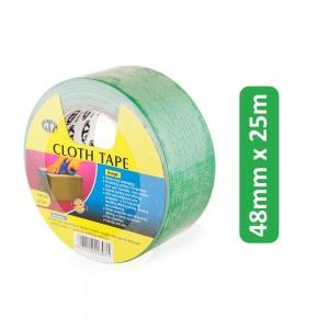 GTT Cloth Tape - Green, 48mm x 25m