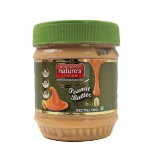 Natures Peanut Butter Sugarfree