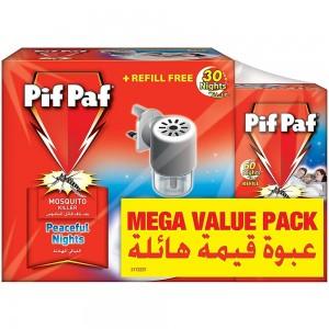 Pifpaf LED 28ml 30 Nights + Refill