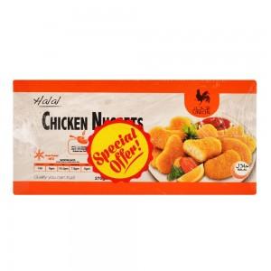Union Breaded Chicken Nuggets - 2 x 270 g