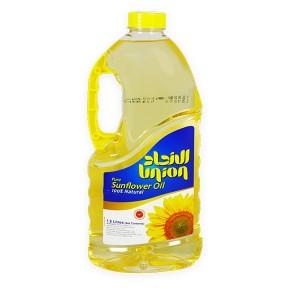 Union Sunflower Oil 1.8LT