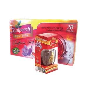 Golpeech Golpeech Saffron 3Gm+Tea