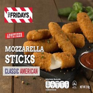 TGIF Mozzarella Sticks - 210gm