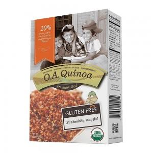O.A.Quinoa Org Red Quinoa 340Gm Spl Price