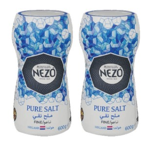 Nezo Nezo Salt Blue Bottle 2X600Gm