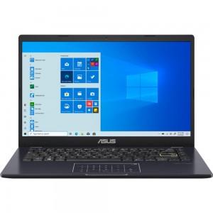 "Asus E410MA-202 Blue Laptop - 14"" HD, Intel Celeron N4020, 4GB RAM, 128GB SSD, Windows 10 - Blue | 90NB0Q11-M11610"
