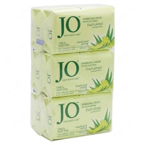 Jo Soap Assorted - 6 x 125 gm