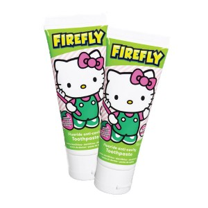 Firefly Hk Tooth Paste 2X75Ml@Spl Pric