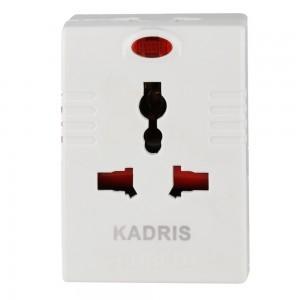 Kadris Travel Adaptor with Light