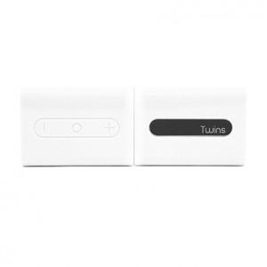 Maestro Twin Bluetooth Speaker- White