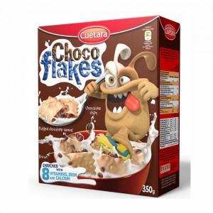 Cuetara Choco Flakes W/Vit Irn&Cal350G