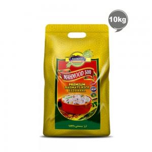 Mahmood 500 Premium Basmati Rice 1121 – 10 KG
