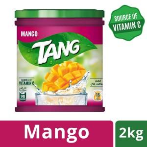 Tang Mango Flavoured Juice 2Kg