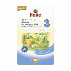 Holle Organic Growing-Up Milk 3 600gm
