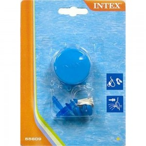 Intex Ear Pluge And Nose Clip 55609