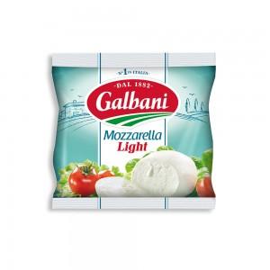 Galbani Mozzarella Santa Lucia Light, 125gm