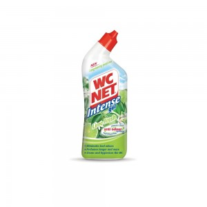 WC NET Toilet Cleaner Intense Gel Lime 750ml